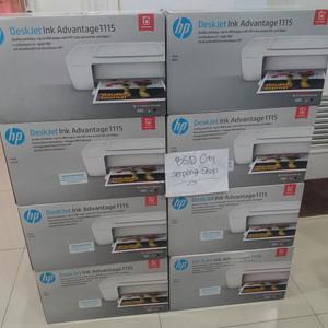 Printer Hp Deskjet 1115 Ink Advantage Tokopedia