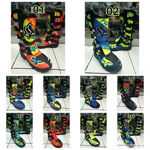 Sepatu Cross Trail Printing Tokopedia