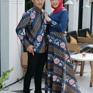 Baju Couple Batik Inneke Tokopedia