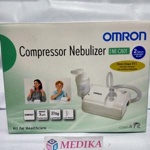 Omron Ne C801 Nebulizer Harga Promo Tokopedia