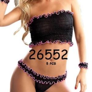 Lingerie Seksi Wanita Bikini Exotic Tokopedia