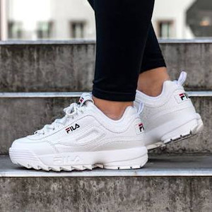 Sepatu Fila Disruptor Ii Tokopedia