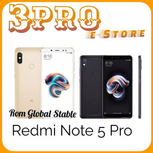 Xiaomi Note 5 Pro 4 64 Garansi Tam Tokopedia