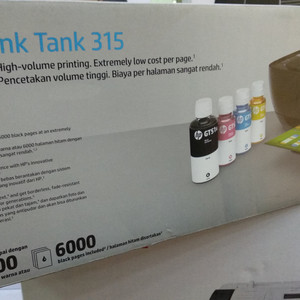 Printer Hp Ink Tank 315 Tokopedia