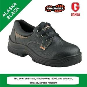 Safety Shoes Atau Sepatu Safety Kulit Red Parker Tokopedia