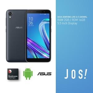 Asus Zenfone Live L1 Garansi Resmi Tokopedia
