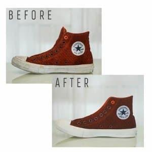 Pembersih Sepatu Salable Shoe Cleaner Salable Tokopedia