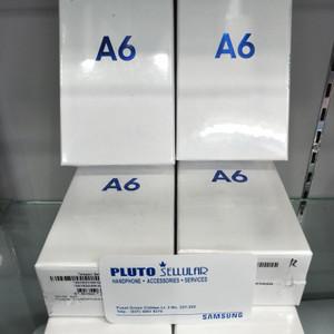 Samsung Galaxy A6 Garansi Resmi Sein Tokopedia