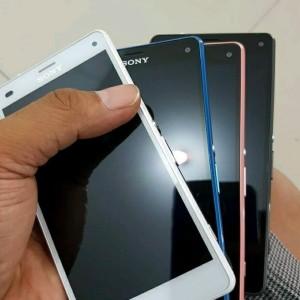 Hp Sony Xperia Z4 Compact Bekas Handphone Sony Experia Z4 Mini Second Tokopedia