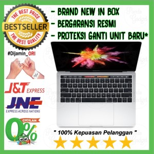 Macbook Pro Retina Mpxx2 2017 Silver 13 Inch I5 8gb 256gb Intel Iris 550 Touch Bar Tokopedia