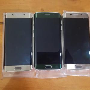 Samsung S6 Edge Docomo Ex Inter Fullset Mulus Tokopedia
