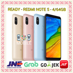 Xiaomi Redmi Note 5 Ram 4gb Internal 64gb Black Tokopedia