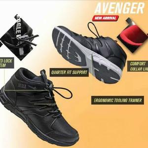 Sepatu Sekolah Eagle Avenger Jr School Tokopedia