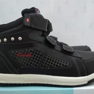 Sepatu Sekolah Carvil Anoa 35 38 Sepatu Sekolah Anak Laki Laki Sd Smp Sepatu Anak Boots Tokopedia