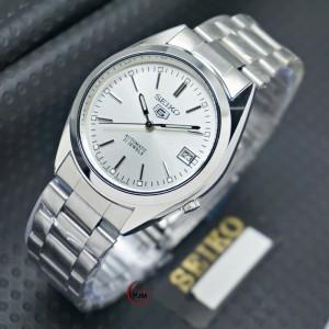 Jam Automatic Seiko Series 5 S196050 Silver Chain 2pilihan Warna Hargajam Harga Jam Tangan Matic Otomatis Tokopedia
