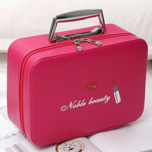 Tempat Make Up Mini Warna Fanta Beuatycase Mini Tas Kosmetik Mini Tokopedia