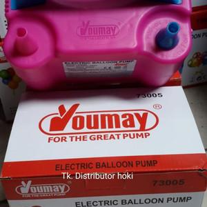 pompa balon elektrik / listrik electric ballon pump