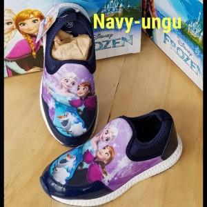 Sepatu Sekolah Anak Frozen Happy Sepatu Sekolah Anak Frozen Sepatu Sekolah Anak Sd Smp Tokopedia