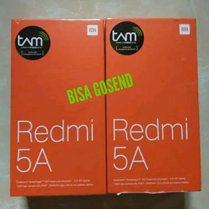 Xiaomi Redmi 5a Tam Resmi Ram 2gb Internal 16gb Tokopedia