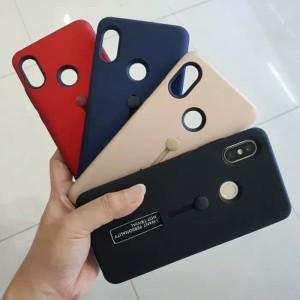 Case Xiaomi Redmi Note 5 5 Pro Hard Case Smart Grip Holder Stand