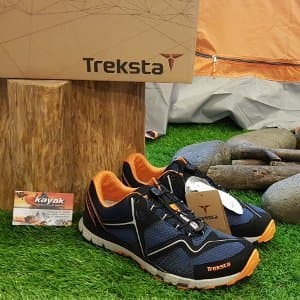 Sepatu Gunung Running Trail Treksta Trail Wave Tokopedia