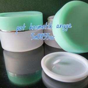 Kemasan Kosmetik Pot Cream Pp Natural 12 5gr Tokopedia