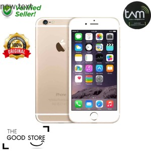 Iphone 6 32gb Resmi Tam Gold Tokopedia