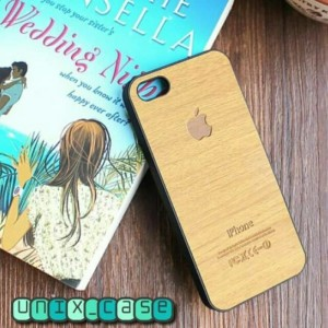 Case Hp Casing Hp Wooden For Iphone 4 4s 5 5s 6 Tokopedia
