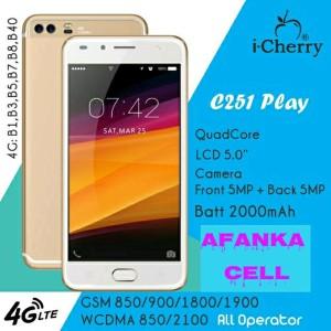 Icherry C251 Play 4g Lte Tokopedia