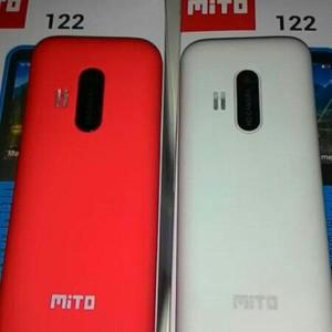 Hp Murah Model Tidak Murahan Mito 122 Tokopedia