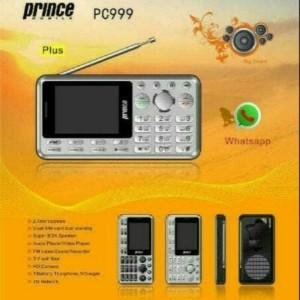 Prince Pc999 Plus Hp Unik Model Radio Speaker Dahsyat Tokopedia