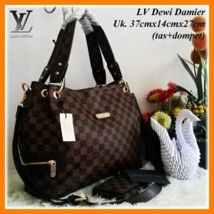 Daftar Harga Tas Wanita Branded Import Louis Vuitton 95855 Murah ... eb6217e7af