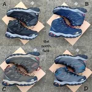 Sepatu Gunung Tnf Cedar Messa Mid Sepatu Waterproof Sepatu Hiking Sepatu Safety Not Eiger Consina Rei Tokopedia