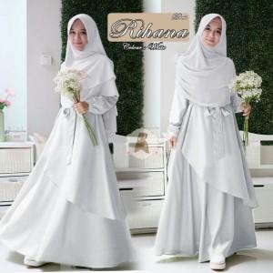Produk Baju Muslim Remaja Warna Putih Cek Harga Termurah