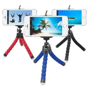 Tripod Hp Smartphone Holder U Pocket Camera Dslr Action Camera Canon Nikkon Sony Samsung Xiaomi Yi Action Tokopedia