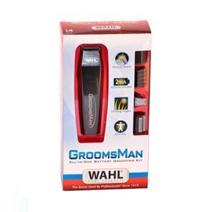 Electric Shaver Alat cukur Kumis Jambang dan Jenggot Elektrik Batre