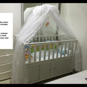 Kelambu Baby Box Harga Pabrik Tokopedia