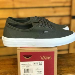 Daftar Harga Sepatu Vans Authentic Mono Dark Grey Dt Premium Abu Abu ... e34fe2d781