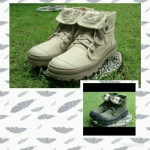 Sepatu Boots Hiking Trkking Gunung Outdoor Tokopedia
