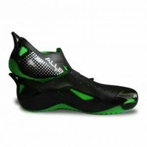 Sepatu Boots Motor Biker Tahan Air Minyak All Bike Green Karet Pvc Allbike Hijau Ap Boots Tokopedia