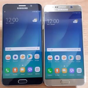 Samsung Galaxy Note 5 Sein Dual Sim Sm N9208 Tokopedia