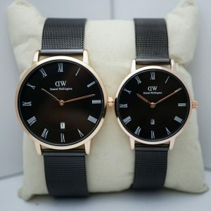 Jam Tangan Dw Couple Tokopedia