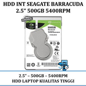 Hdd Laptop 500 Gb Sata Tokopedia