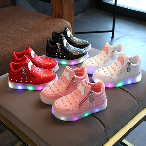 Sepatu Anak Anak Led Import Kode Y1 Tokopedia