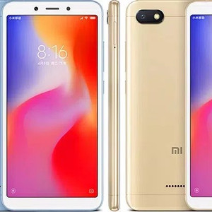 Xiaomi Redmi 6 Ram 3 Rom 32 Bnib New Original Tokopedia
