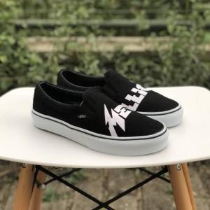 Sepatu Murah Vans Metallica Tokopedia