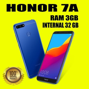 Honor 7a Ram 3gb Termurah Tokopedia