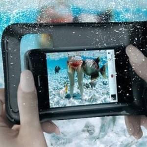 Waterproof Case Bag Kantong Pelindung Hp Smartphone Iphone Anti Air Tokopedia