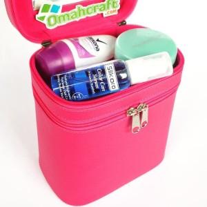 Tas Kosmetik Fanta Beauty Case Dan Tempat Makeup Pouch Kosmetik Tokopedia