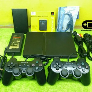 PS2 Slim Hardisk Fullgame Matrix PS 2 Slim HDD Full Game